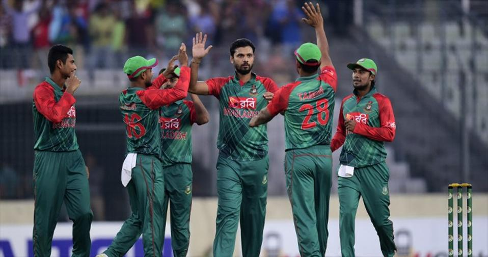 Bangladesh clinch first T20 by four wickets